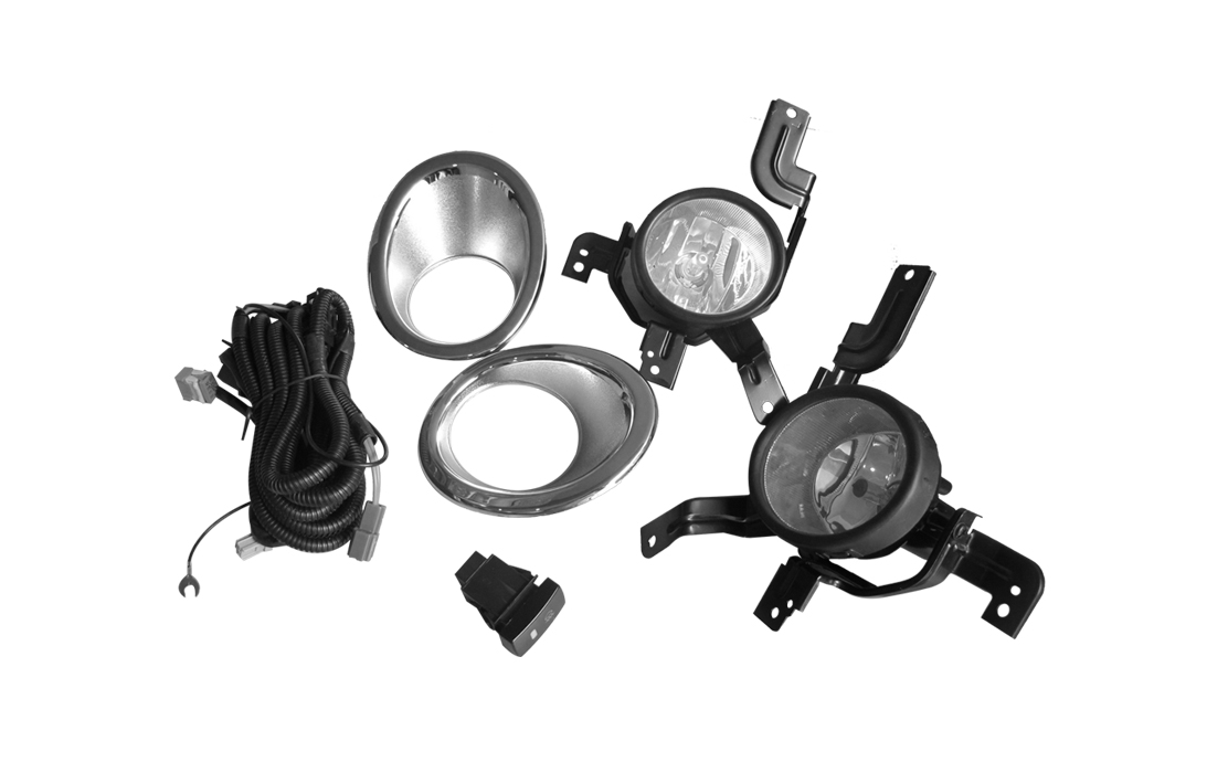 DLAA HD256 Fog Lamp for HONDA CRV 2007-2009