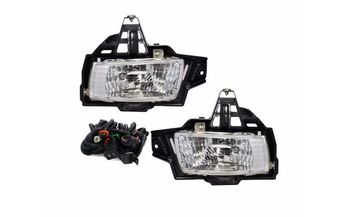 DLAA TY032 Fog Light for Toyota Innova 2005