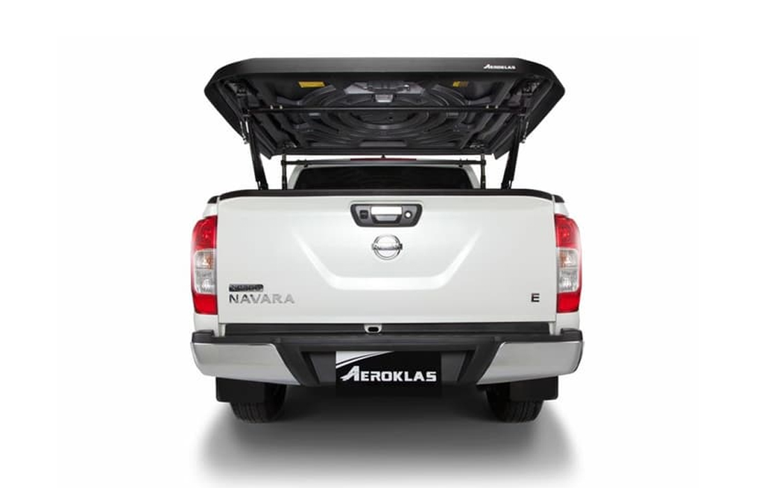 Aeroklas Deck Cover Electronic Lift up for Nissan Navara