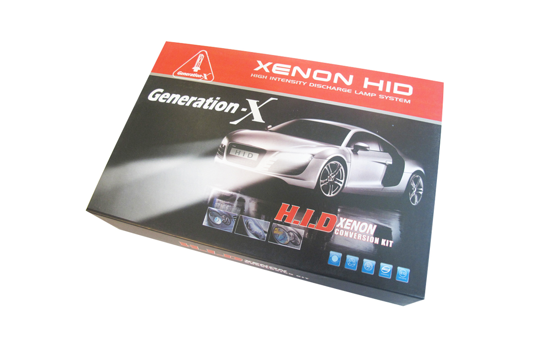 GENERATION-X H.I.D Xenon Conversion Kit