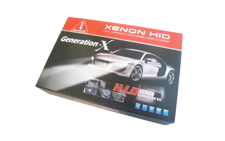 GENERATION-X H.I.D Xenon Conversion Kit