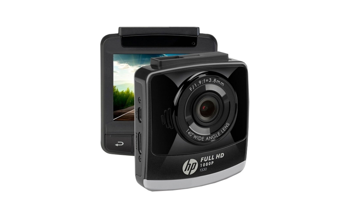 HP Car Camcorder F330S