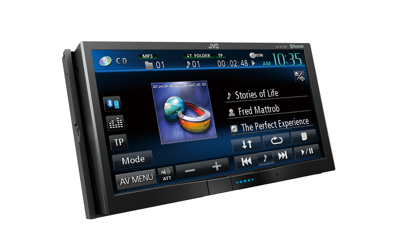 JVC AV70BT CAR DVD