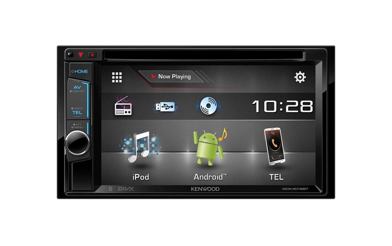 Kenwood DDX 416BT Car DVD Stereo