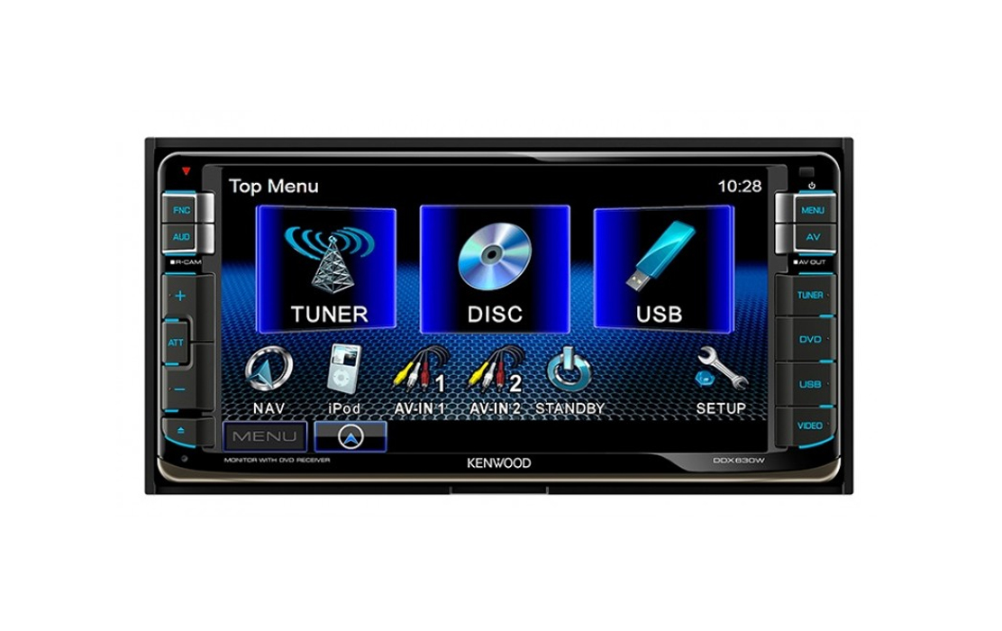 Kenwood DDX 630W CAR DVD