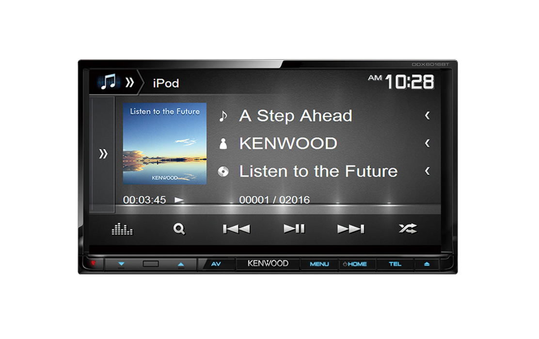 Kenwood DDX6016BT Car DVD Stereo