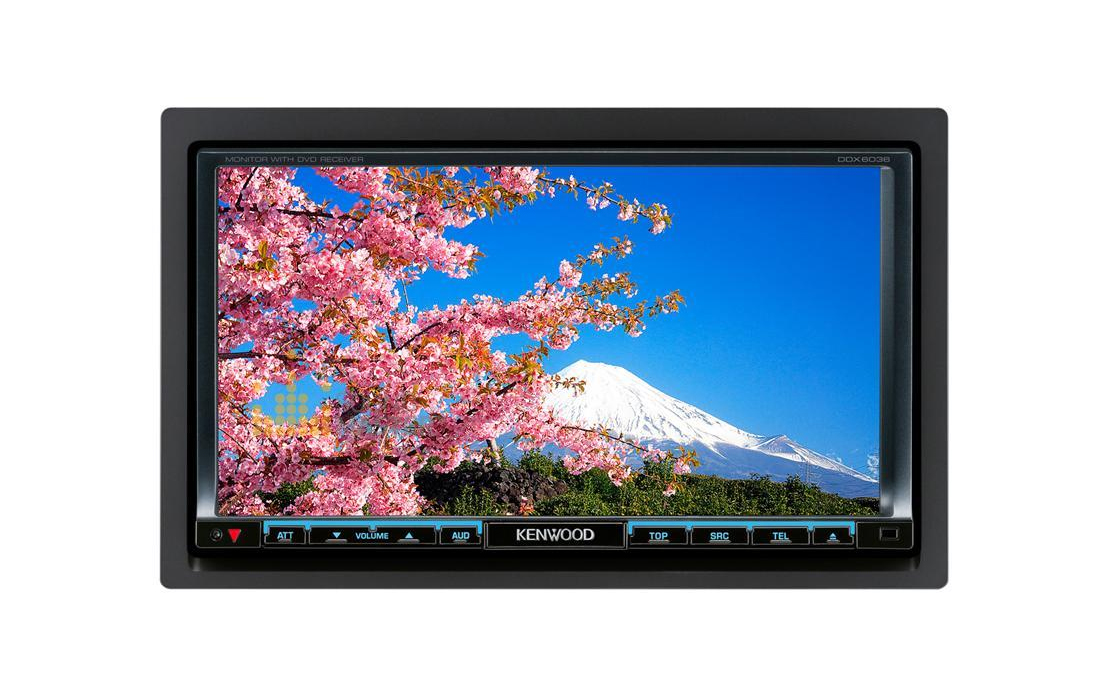 Kenwood DDX6036 CAR DVD