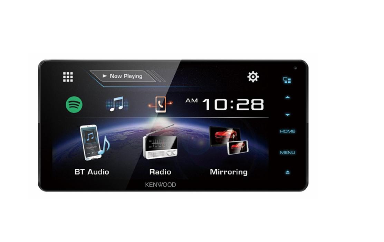 Kenwood DDX716WBT DVD Car Stereo