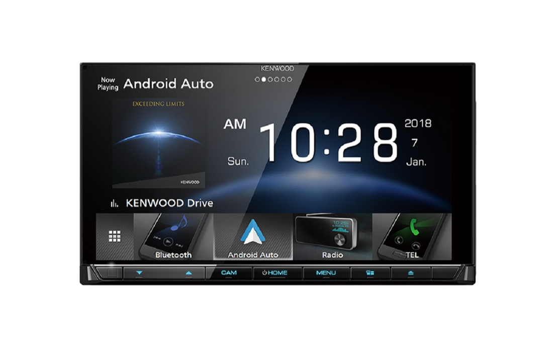 Kenwood DDX9018S Car DVD Stereo