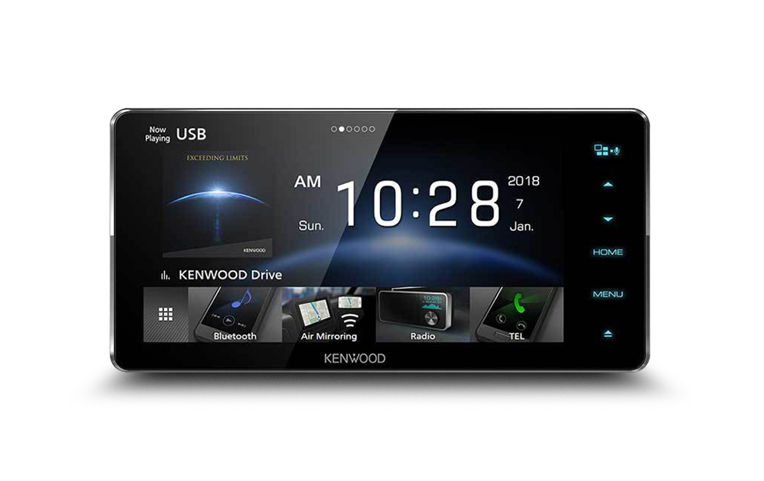 Kenwood DDX919WS Car DVD Stereo with Free DRV N520
