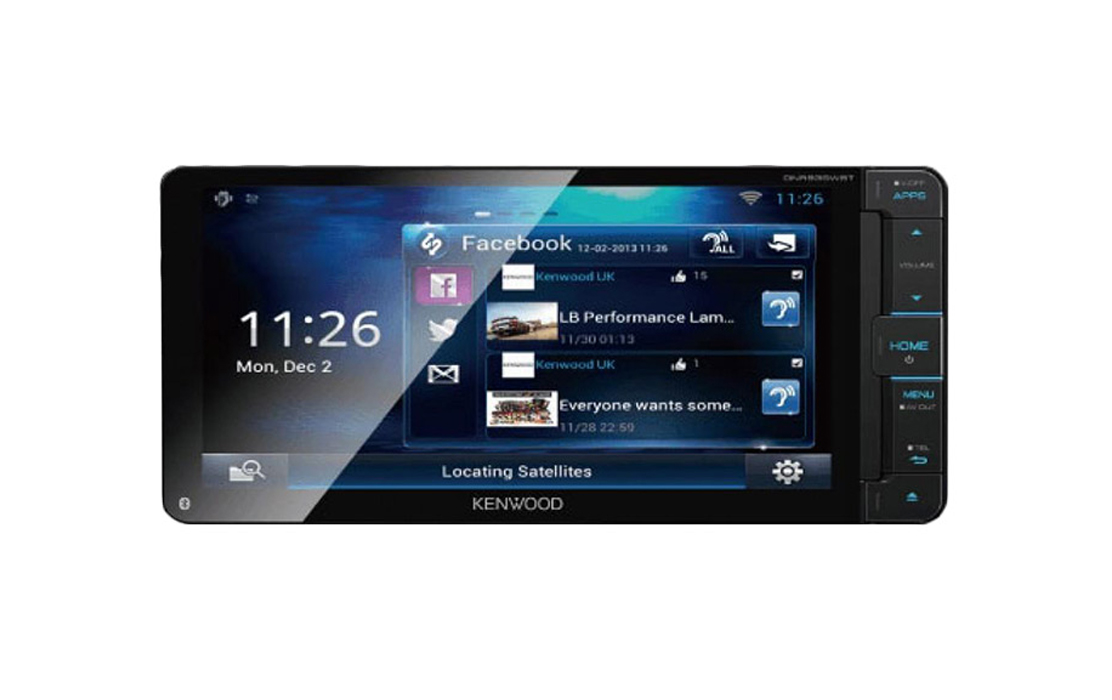 Kenwood DNR935WBT Car DVD Stereo