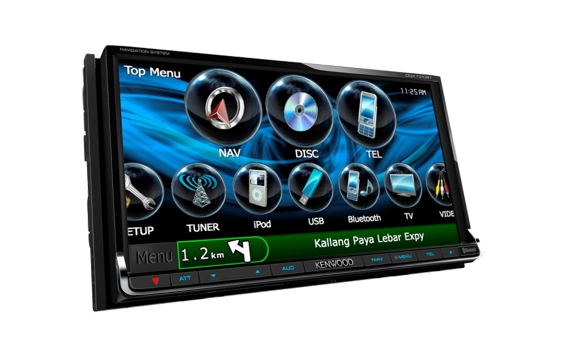 Kenwood DNX-7310BT CAR DVD