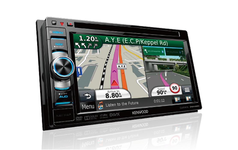 Kenwood DNX4330 DVD Navigation