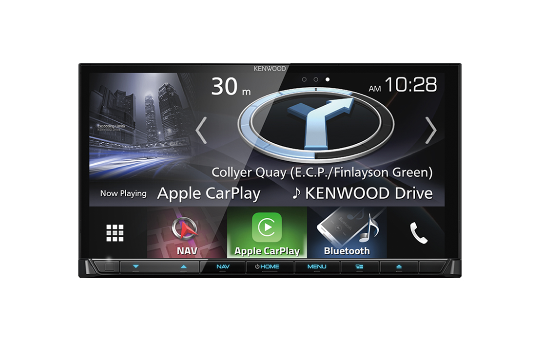 Kenwood DNX9170S Car DVD Stereo