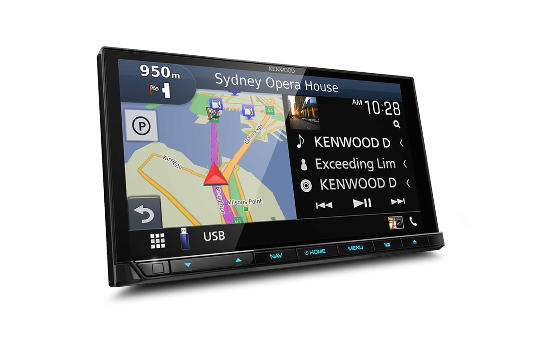 Kenwood DNX9180S Car DVD Stereo