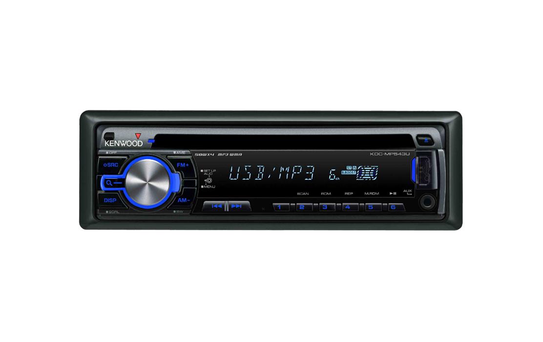Kenwood KDC 5043U Car CD/MP3 Receiver