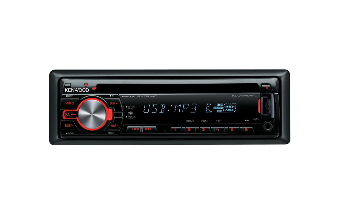 Kenwood KDC U346 Car CD/MP3 Receiver