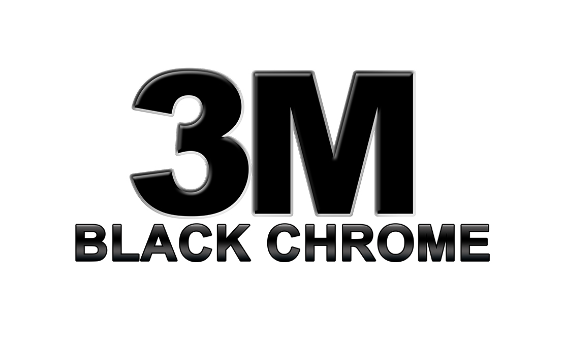 Black Chrome by 3M