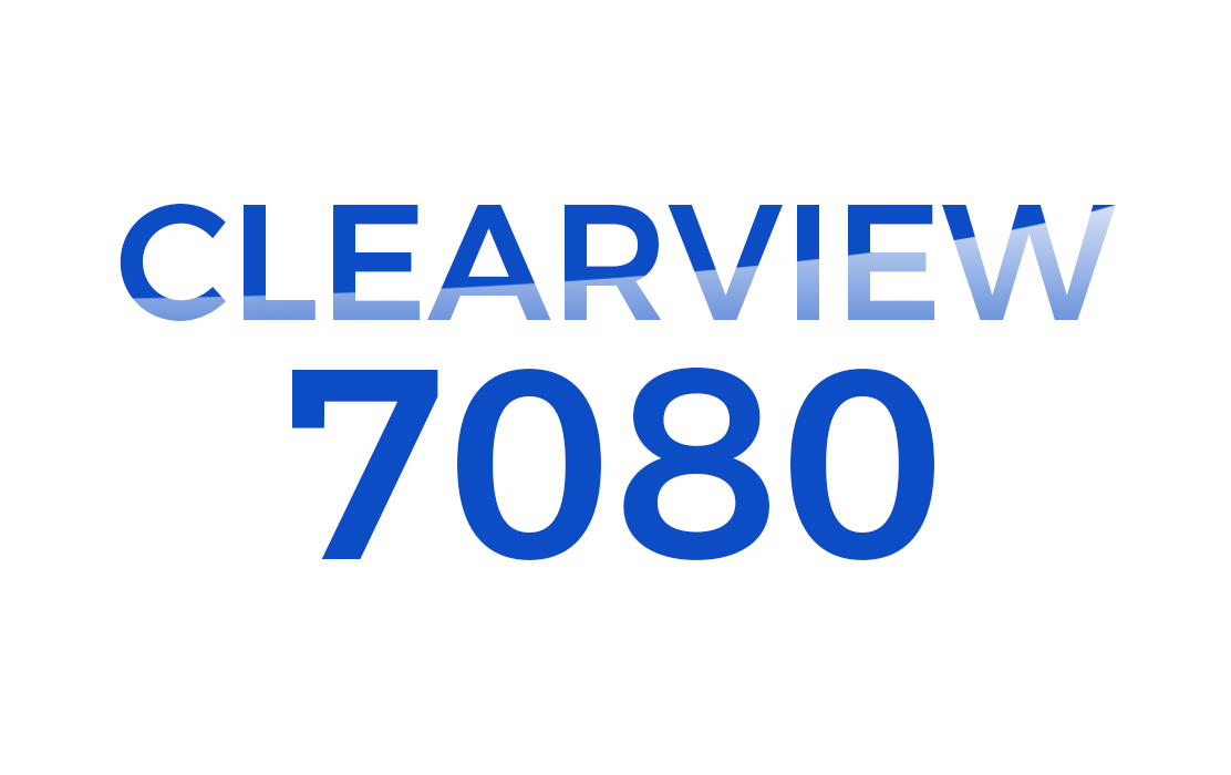 Logo Clearview 7080