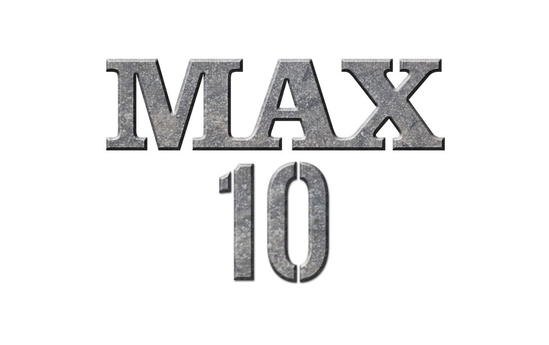 Logo Max 10
