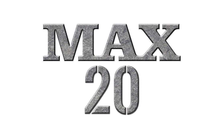 Logo Max 20