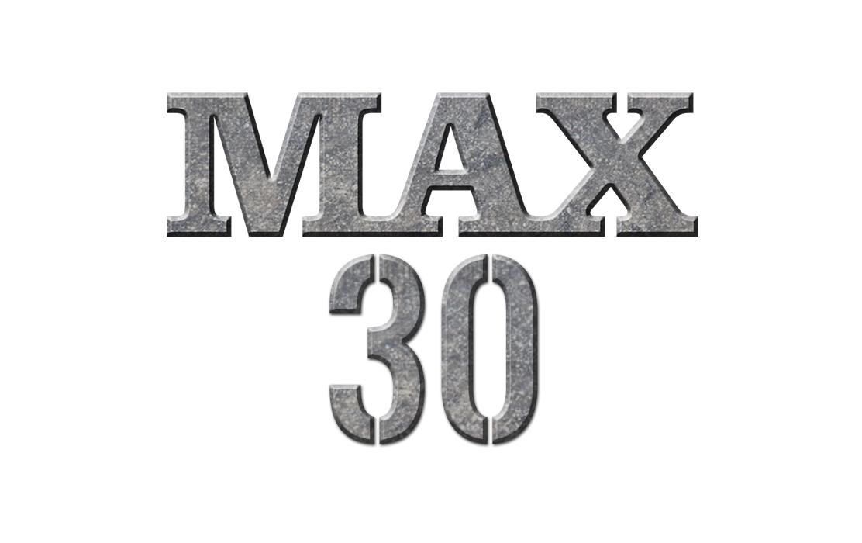 Logo Max 30