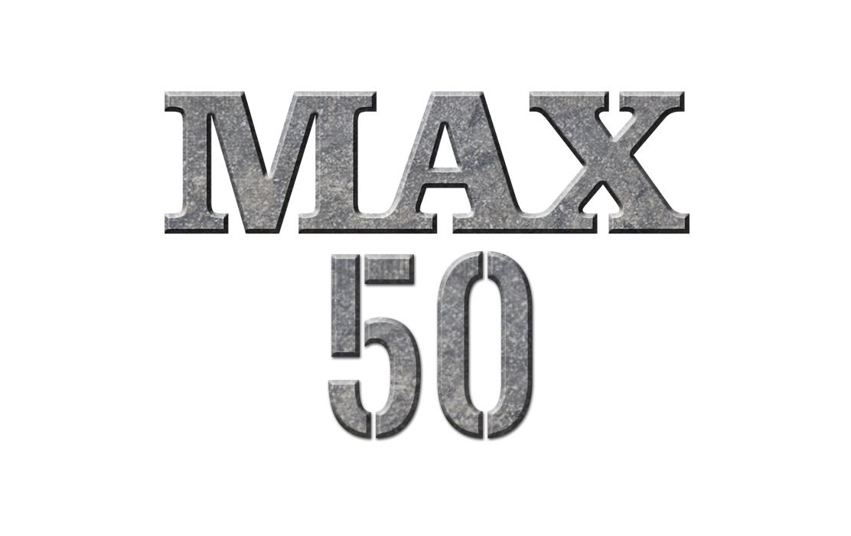 Logo Max 50