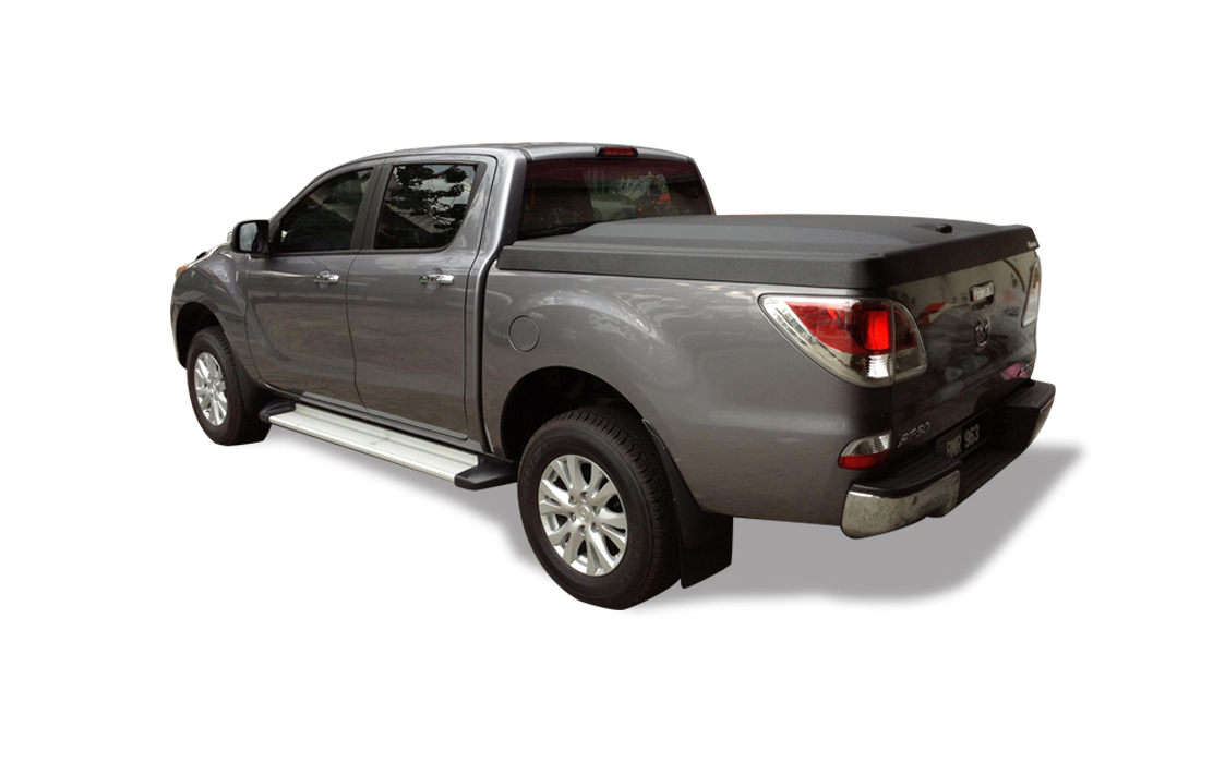 Aeroklas Deck Cover Electronic Lift up for Toyota Hilux