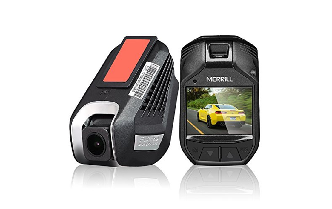 Merrill CR3000s Dual Camera Dash Cam