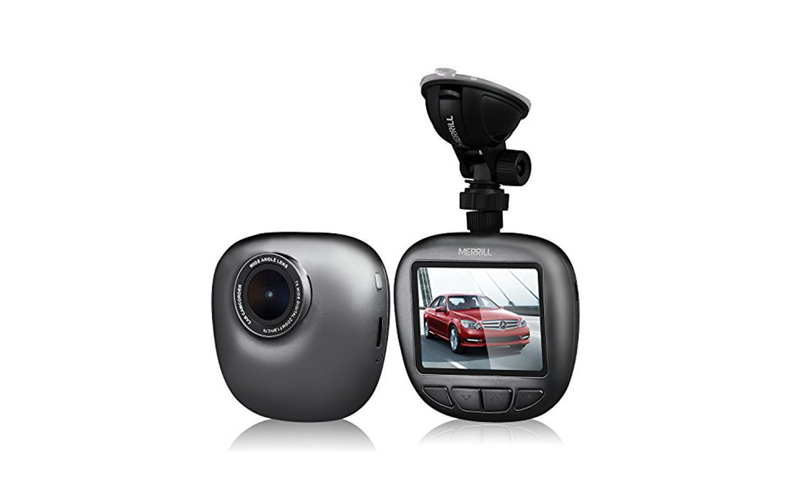 Merrill Apple F2701 Dash Cam Dual