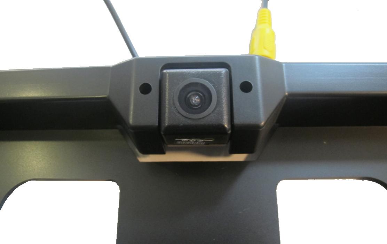 O.E.M. Plate Holder w/ Reversing Camera