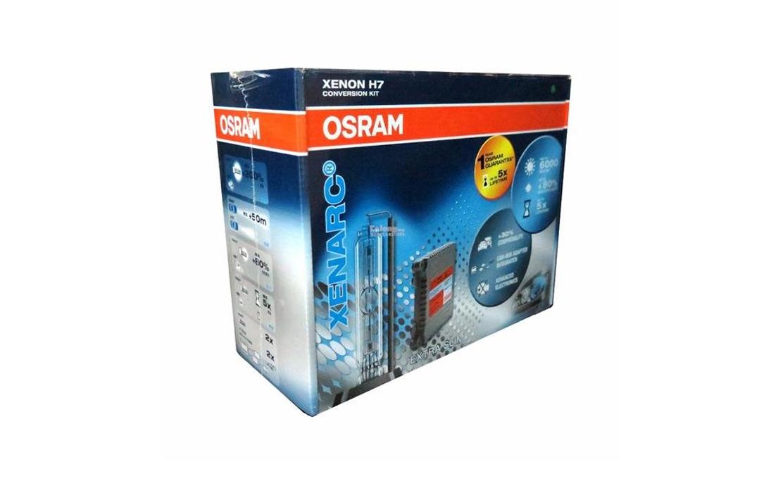 OSRAM -6000K Xenon H.I.D.