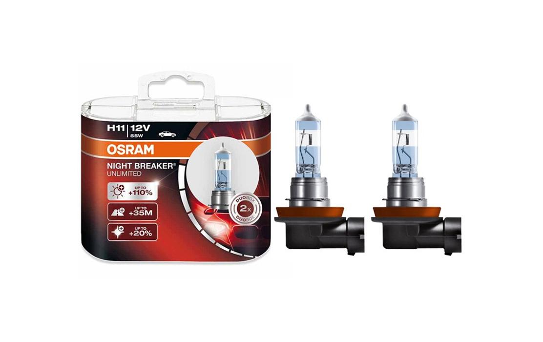 OSRAM – Night Breaker H11 Headlight Bulb