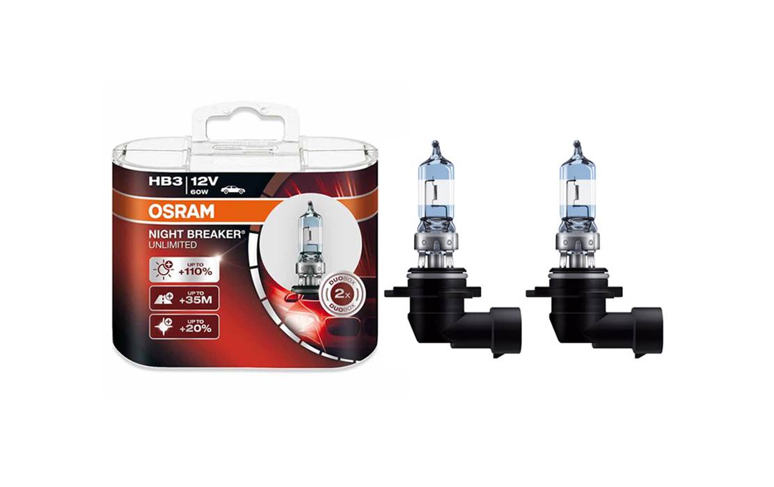 OSRAM – Night Breaker HB3 Headlight Bulb