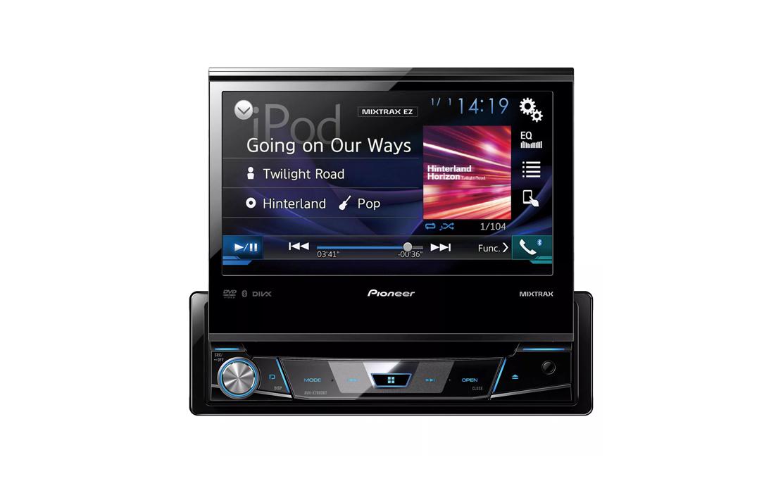 PIONEER AVH-X7850BT CAR DVD Stereo