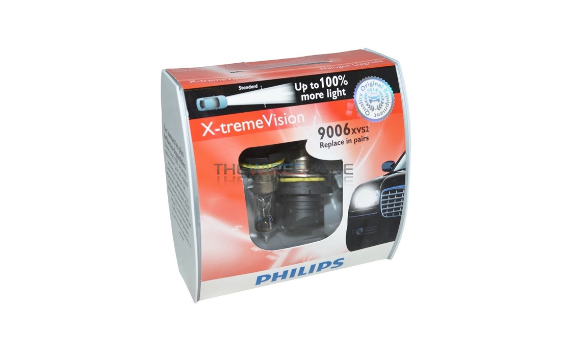 Philips X-Treme Vision Headlight Bulbs