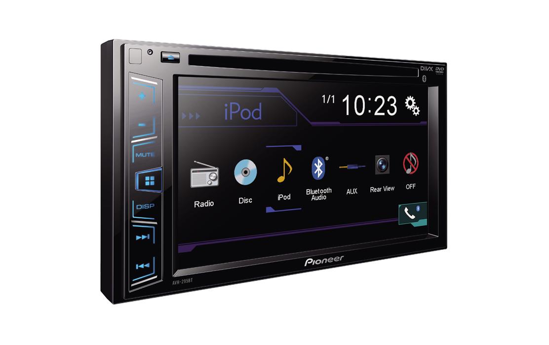 Pioneer AVH 295BT Car DVD Stereo