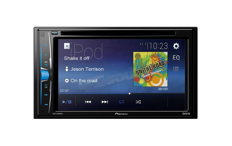 Pioneer AVH-A105DVD Car DVD Stereo