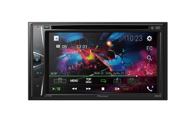 Pioneer AVH-A215BT Car DVD Stereo