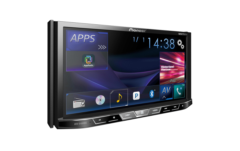 Pioneer AVH-X595BT Car DVD Stereo