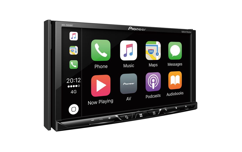 Pioneer AVH Z5050bt Car DVD Stereo