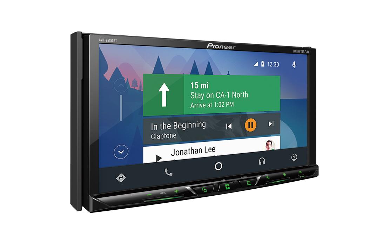 Pioneer AVH-Z5150 BT Car DVD Stereo