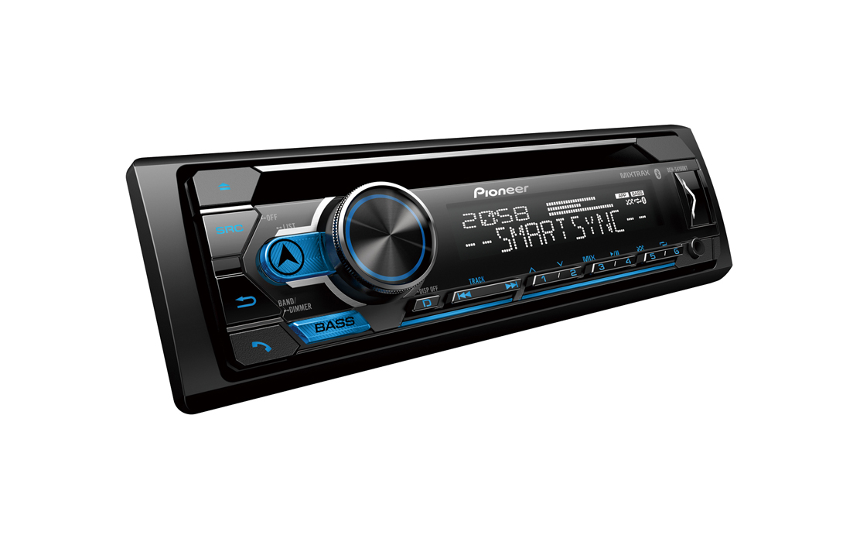Pioneer DEH-S4150BT Car DVD/MP3 Receiver