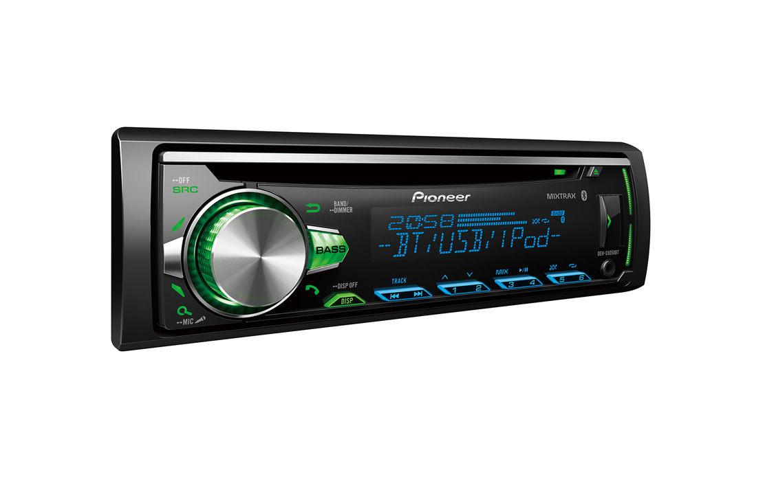 Pioneer DEH-S5050BT Car DVD Stereo