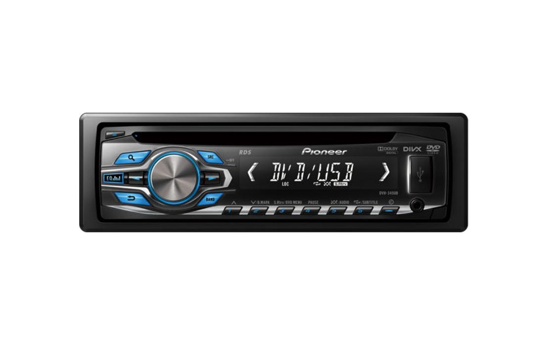 Pioneer DVH 345UB CAR DVD