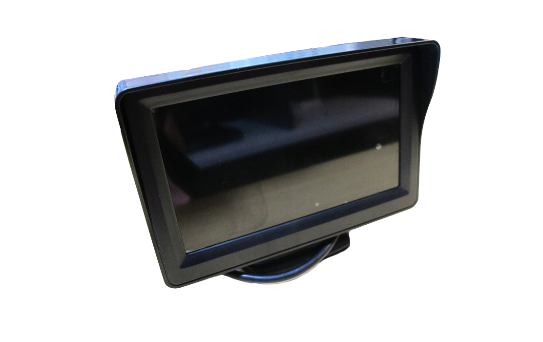 Rear View LCD Monitor with Camera