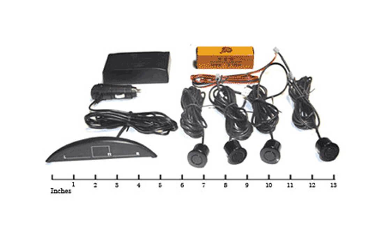 Reverse Sensor with gauge