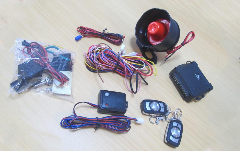 SCORPION SA-101 car Alarm System