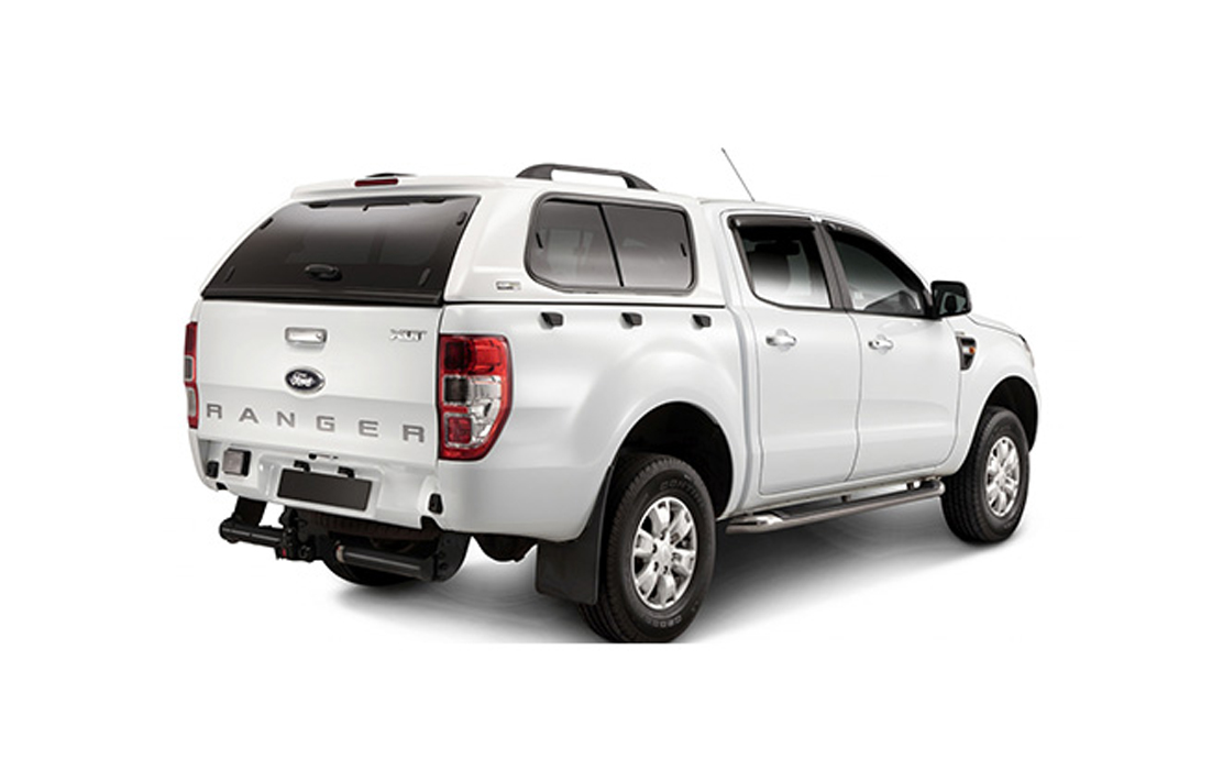 Smart Fiberglass Canopy for Ford Ranger
