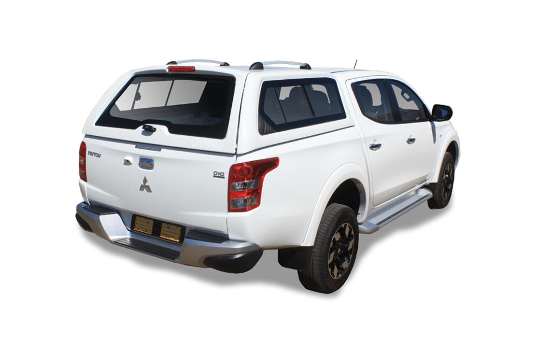 Smart Fiberglass Canopy for Mitsubishi Triton
